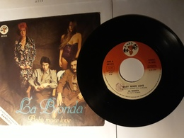 La Bionda  -  1979. Baby Record  -  Baby Make Love - Disco, Pop