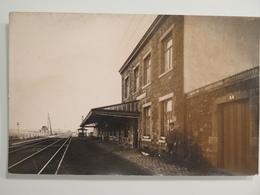 Carlsbourg La Gare (Station) Carte Photo - Paliseul