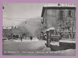 St. Vincent - Viale Piemonte - Ristorante Ali Babà Sotto La Neve - Italia