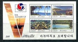 Vanuatu 1994 Philakorea '94 Stamp Exhibition MS MNH (SG MS673) - Vanuatu (1980-...)