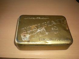 Edelblatt Vintage German Tin Box - Tabaksdozen (leeg)