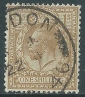 1924-26 GREAT BRITAIN USED SG 429 1s - F23-2 - Usati