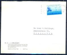 K141- Postal Used Cover. Post From Nederland. Netherlands. - Postal History