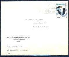 K142- Postal Used Cover. Post From Nederland. Netherlands. - Stamps