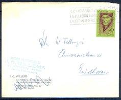 K143- Postal Used Cover. Post From Nederland. Netherlands. - Stamps