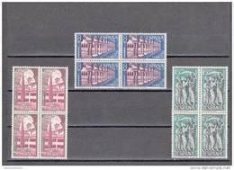 España Nº 2159 Al 2161 En Bloque De Cuatro - 1931-Hoy: 2ª República - ... Juan Carlos I