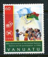 Vanuatu 1995 50th Anniversary Of United Nations MNH (SG 702) - Vanuatu (1980-...)