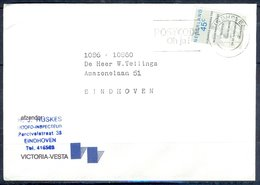 K145- Postal Used Cover. Post From Nederland. Netherlands. - Postal History