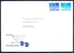 K146- Postal Used Cover. Post From Nederland. Netherlands. - Postal History
