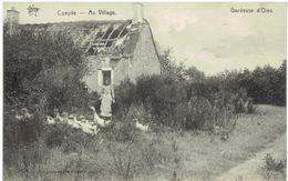 COXYDE - Au Village - Gardeuse D' Oies - N° 2421 De Graeve Gand - Koksijde