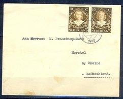 K148- Postal Used Cover. Post From Nederland. Netherlands. - Postal History