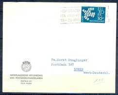 K150- Postal Used Cover. Post From Nederland. Netherlands. - Postal History