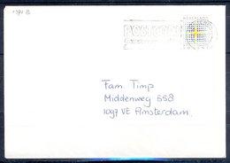 K151- Postal Used Cover. Post From Nederland. Netherlands. - Postal History