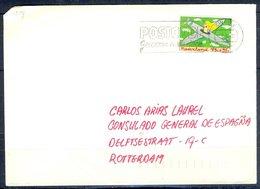 K152- Postal Used Cover. Post From Nederland. Netherlands. - Postal History