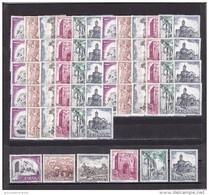 España Nº 2266 Al 2271 - 10 Series - 1931-Hoy: 2ª República - ... Juan Carlos I