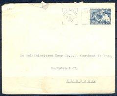 K153- Postal Used Cover. Post From Nederland. Netherlands. - Postal History