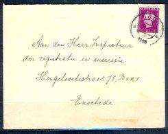 K155- Postal Used Cover. Post From Nederland. Netherlands. - Postal History