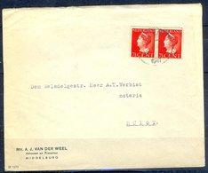 K156- Postal Used Cover. Post From Nederland. Netherlands. - Postal History