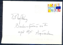 K158- Postal Used Cover. Post From Nederland. Netherlands. - Postal History