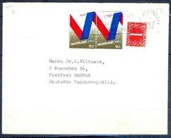 K159- Postal Used Cover. Post From Nederland. Netherlands. - Postal History