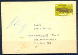 K160- Postal Used Cover. Post From Nederland. Netherlands. - Postal History
