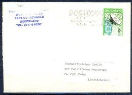 K161- Postal Used Cover. Post From Nederland. Netherlands. - Postal History