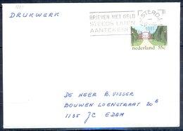 K164- Postal Used Cover. Post From Nederland. Netherlands. - Postal History