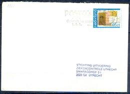K165- Postal Used Cover. Post From Nederland. Netherlands. - Postal History
