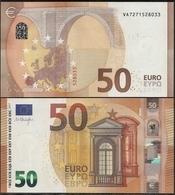 2017-NUEVO BILLETE DE 50 EUROS-SIN CIRCULAR-V007G4 - EURO