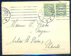 K168- Postal Used Cover. Post From Nederland. Netherlands. - Postal History