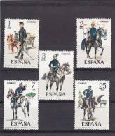 España Nº 2423 Al 2427 - 1931-Hoy: 2ª República - ... Juan Carlos I