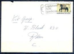 K171- Postal Used Cover. Post From Nederland. Netherlands. - Postal History