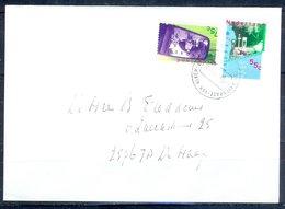 K172- Postal Used Cover. Post From Nederland. Netherlands. - Postal History