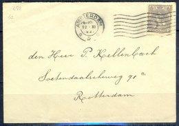 K173- Postal Used Cover. Post From Nederland. Netherlands. - Postal History