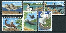 Vanuatu 1997 Birds - Coastal Birds Set MNH (SG 751-756) - Vanuatu (1980-...)