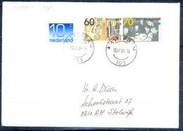 K174- Postal Used Cover. Post From Nederland. Netherlands. - Postal History