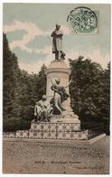 Dole : Monument Louis Pasteur (Editeur Payan) - Dole
