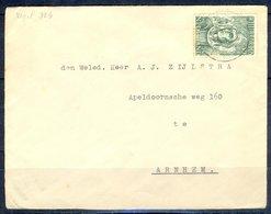 K175- Postal Used Cover. Post From Nederland. Netherlands. - Postal History