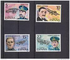 España Nº 2595 Al 2598 - 1931-Hoy: 2ª República - ... Juan Carlos I