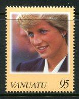Vanuatu 1998 Diana, Princess Of Wales Commemoration MNH (SG 770) - Vanuatu (1980-...)