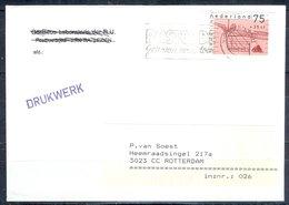 K178- Postal Used Cover. Post From Nederland. Netherlands. - Postal History