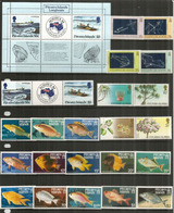 Années 1983-1984 .  23 Timbres + Bloc-feuillet Neufs.  Côte 35,00 Euro - Timbres