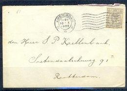 K179- Postal Used Cover. Post From Nederland. Netherlands. - Postal History