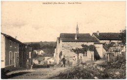 52 BRACHAY - Rue De L'Orme - Altri Comuni