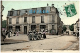 94 VILLIERS-sur-MARNE - La Mairie - Villiers Sur Marne