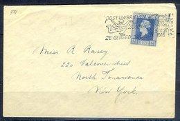 K180- Postal Used Cover. Post From Nederland. Netherlands. - Postal History