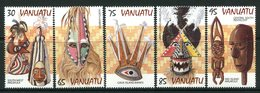 Vanuatu 1998 Culture - 2nd Issue Set MNH (SG 772-776) - Vanuatu (1980-...)