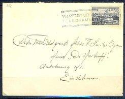 K182- Postal Used Cover. Post From Nederland. Netherlands. - Postal History