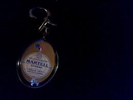 Porte Clefs Ancien  Publicitaire Cognac  Martell Oscar 1963 - Porte-clefs