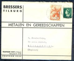 K184- Postal Used Cover. Post From Nederland. Netherlands. - Postal History